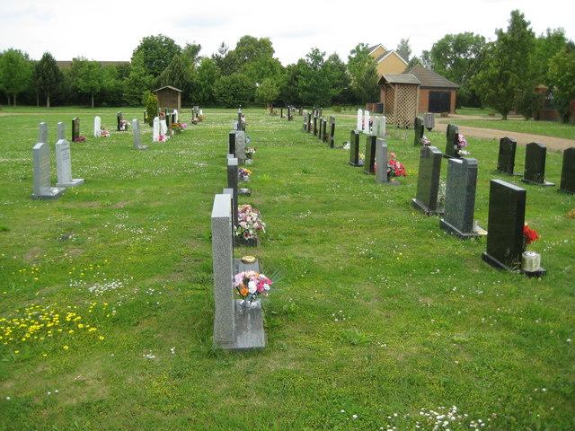 Arlesey Cemetery