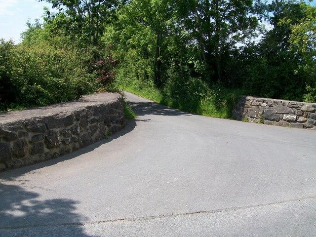 The entrance to Gwynfryn Farm