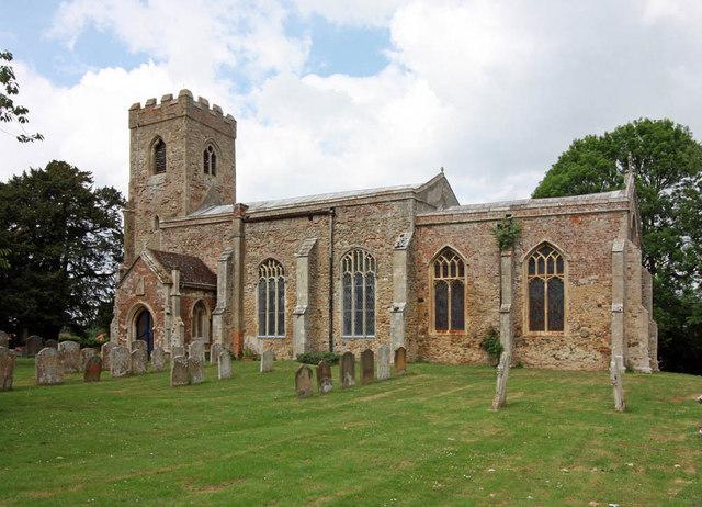 St Margaret, Clenchwarton, Norfolk