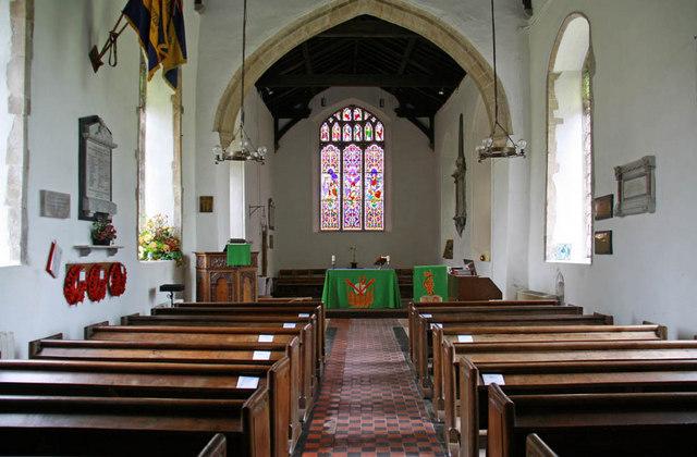 St Margaret, Clenchwarton, Norfolk - East end