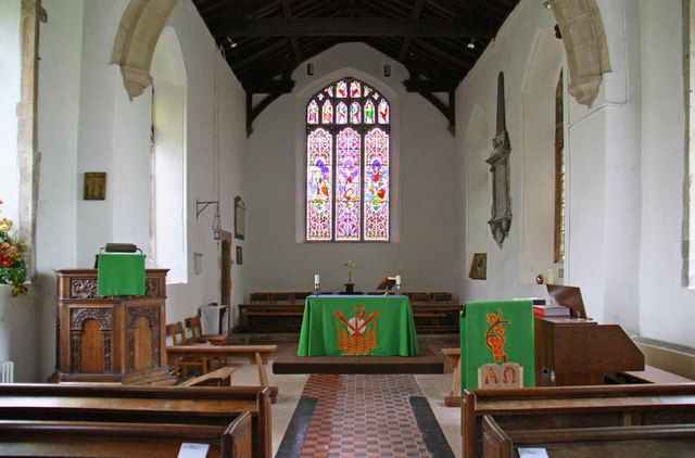 St Margaret, Clenchwarton, Norfolk - Chancel