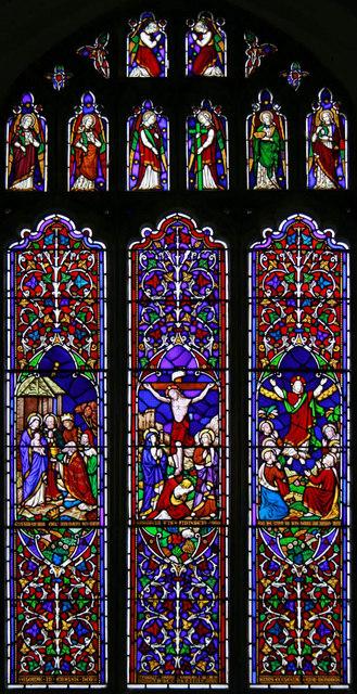 St Margaret, Clenchwarton, Norfolk - Window
