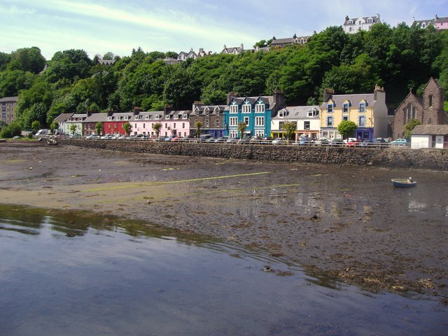 Tobar Mhoire (Tobermory)