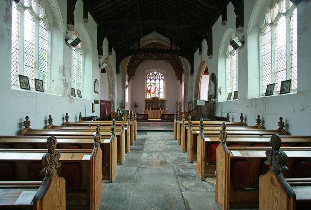 St Peter, West Lynn, Norfolk - East end