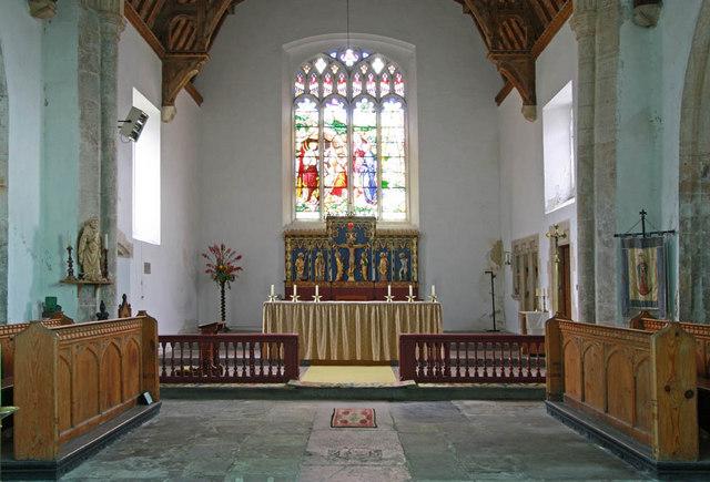 St Peter, West Lynn, Norfolk - Chancel