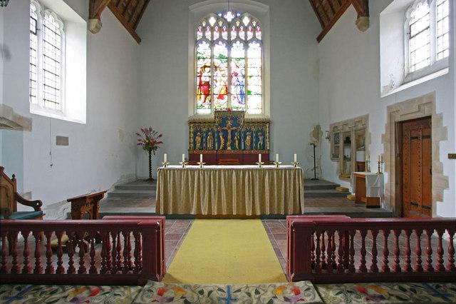 St Peter, West Lynn, Norfolk - Sanctuary