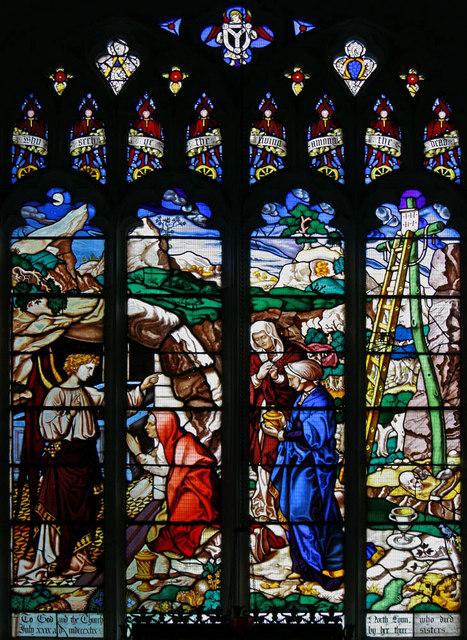 St Peter, West Lynn, Norfolk - Window