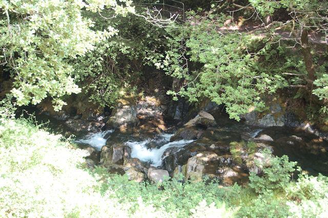 Nant Gwernol stream