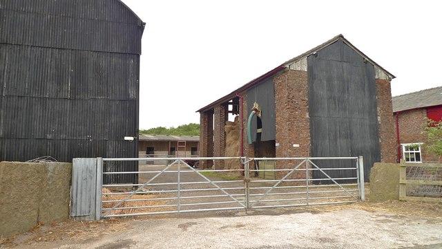 Briddon Weir Farm, near Rostherne, Cheshire