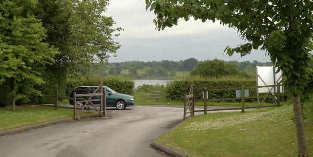 View of Rostherne Mere from Cherry Tree Farm