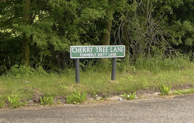 Cherry Tree Lane/A556 - Rostherne, Cheshire