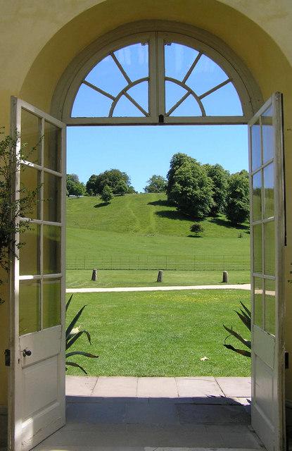 Neptune Hill,  Dyrham Park