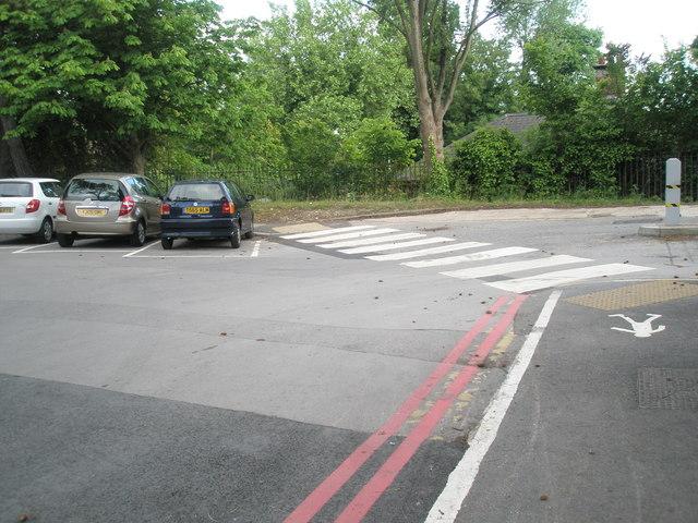 Zebra crossing within QA