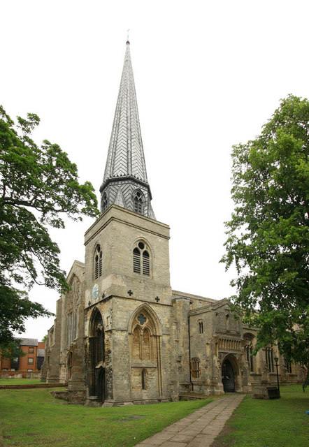 St Nicholas, King's Lynn, Norfolk
