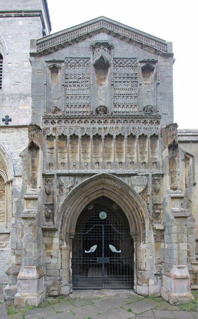 St Nicholas, King's Lynn, Norfolk - Porch