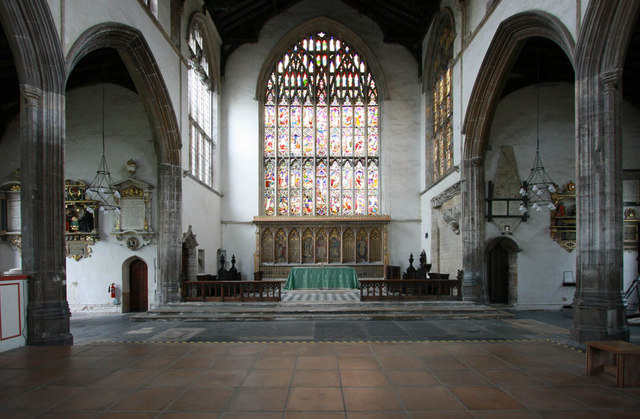 St Nicholas, King's Lynn, Norfolk - Chancel