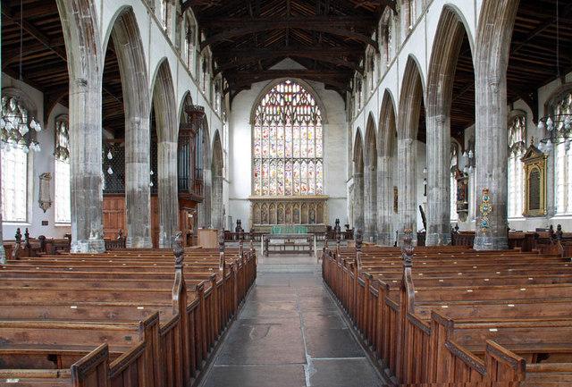 St Nicholas, King's Lynn, Norfolk - East end