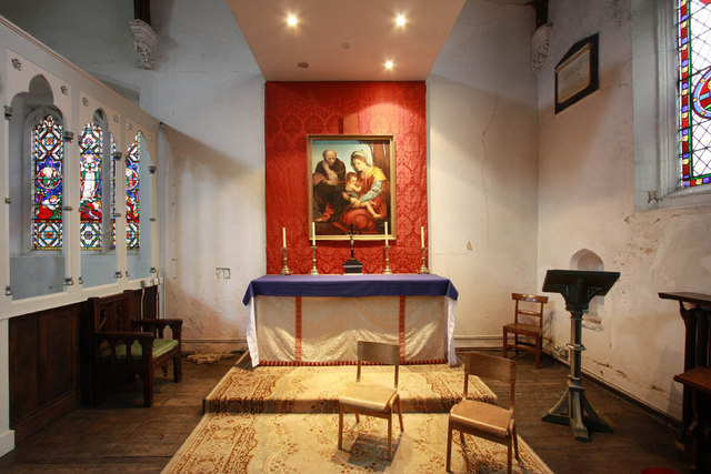 All Saints, King's Lynn, Norfolk - South chapel