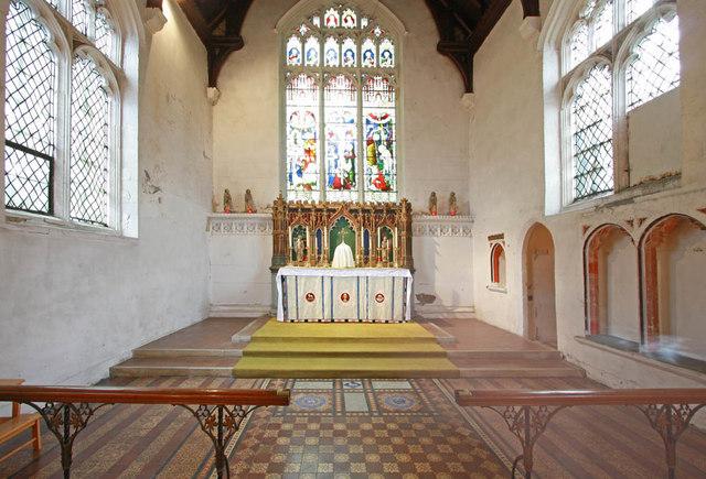 All Saints, King's Lynn, Norfolk - Sanctuary