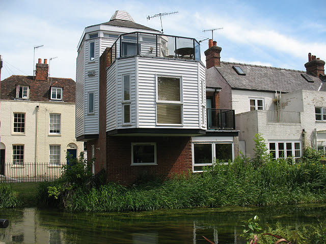 Abbot's Mill, Mill Lane, Canterbury