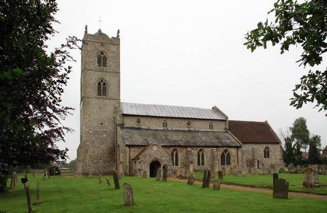 St Nicholas, Gayton, Norfolk