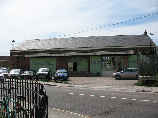 The Old Goods Shed (1)