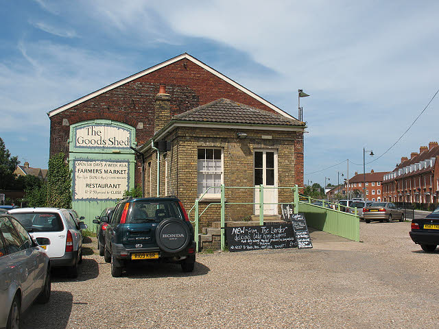 The Old Goods Shed (2)