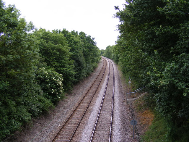 Railway Lines to Darsham