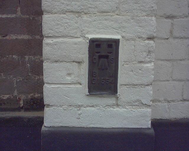 OS Flush Bracket G1554 East Harling