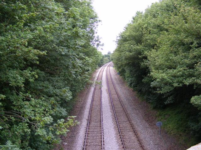 Railway Lines to Halesworth