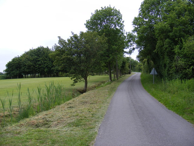 Road to Sibton Green