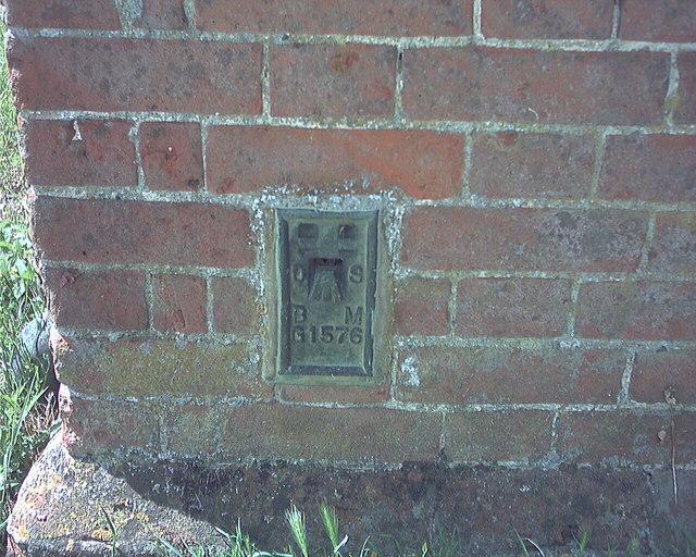 OS Flush Bracket G1576 Wickham Market