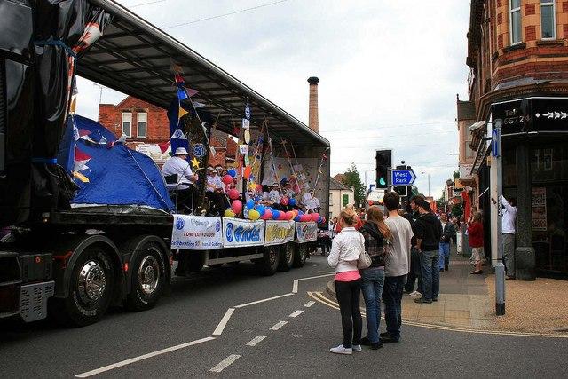 Long Eaton Carnival 19th June 2010