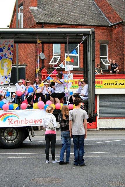 The Long Eaton Carnival 19th June 2010