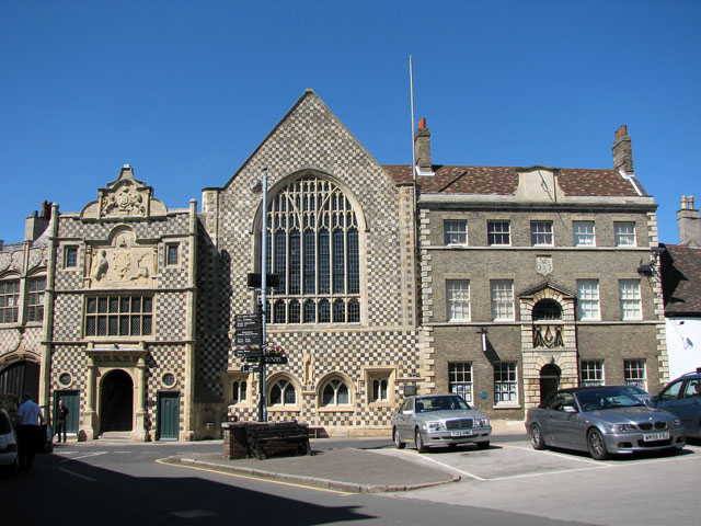 Guildhall and Town Hall, Kings Lynn