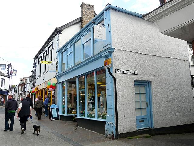 Paraffin Alley, Keswick