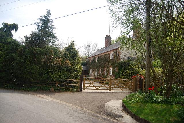 Westdean manor, Westdean