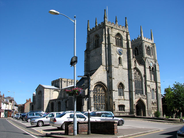 St Margaret's church in Kings Lynn