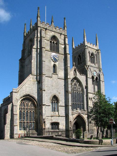 St Margaret's church in Kings Lynn
