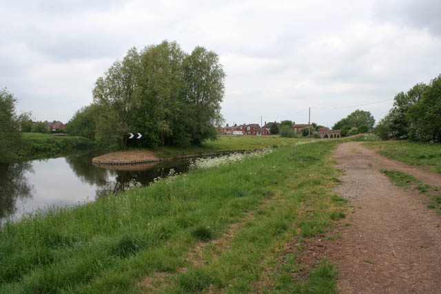 River Soar at Kegworth