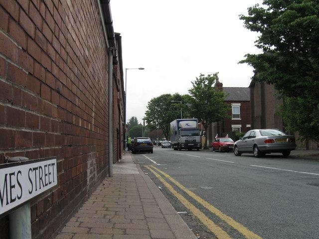 James Street, Stockport