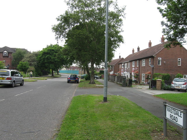 Wastdale Road, Newall Green