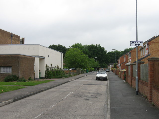 Chalford Avenue, Newall Green