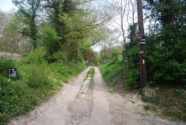 South Downs Way, Westdean