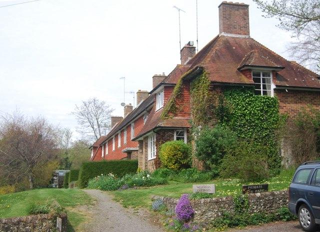 Westdean Cottages, Westdean