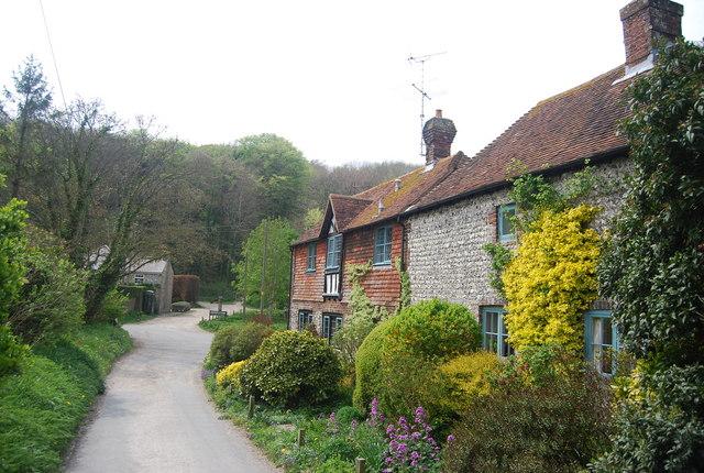Cottages, Westdean