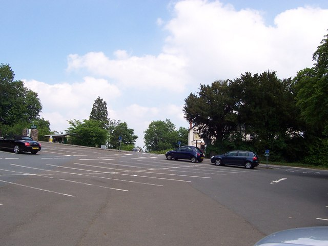 Car Park at British Camp