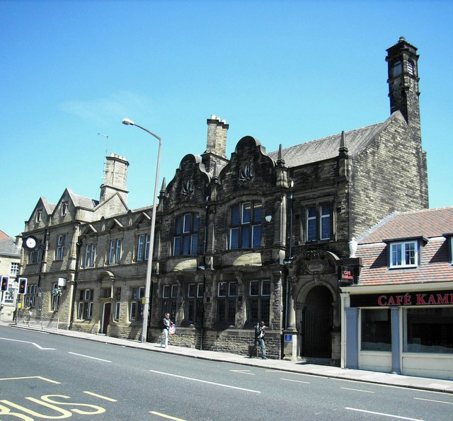 Public Buildings, Chapel  Allerton