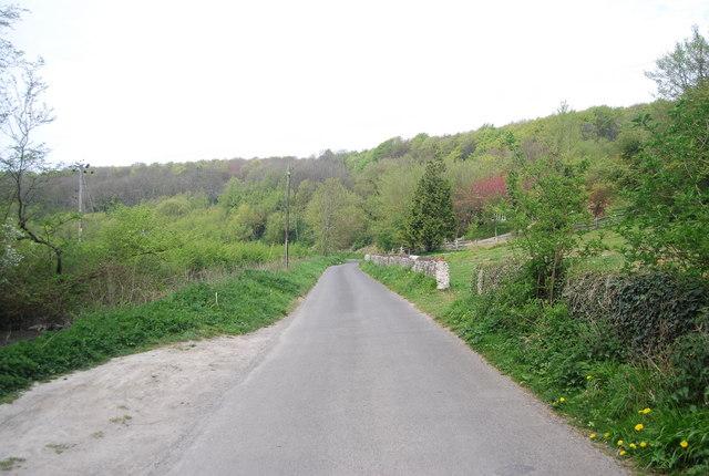 Rural lane, Westdean