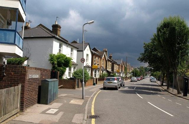 Shortlands Road, Kingston